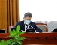 ТББХ: Монгол Улсын Үндсэн хуулийн цэцийн 2021 оны 02 дугаар дүгнэлтийг хэлэлцлээ